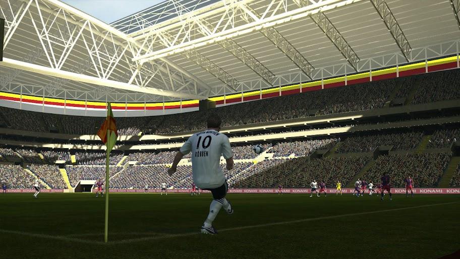 Pes 2011 Galatasaray Türk Telekom Arena Stadyum Yaması