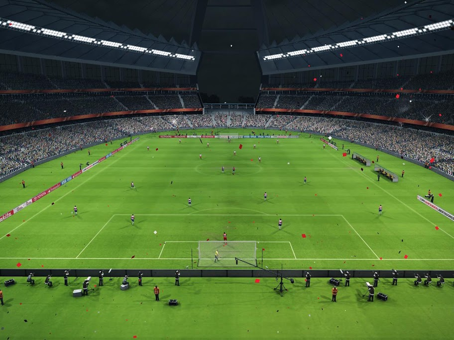 Moses Mahbida Stadium for PES 2011 Demo by Pat