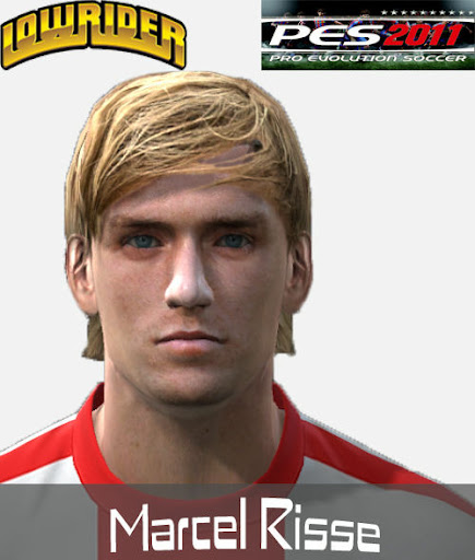 Pes Master Posts: Risse Face By Lowrider