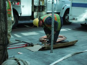 Much higher rates of claims were observed for physically demanding jobs ...