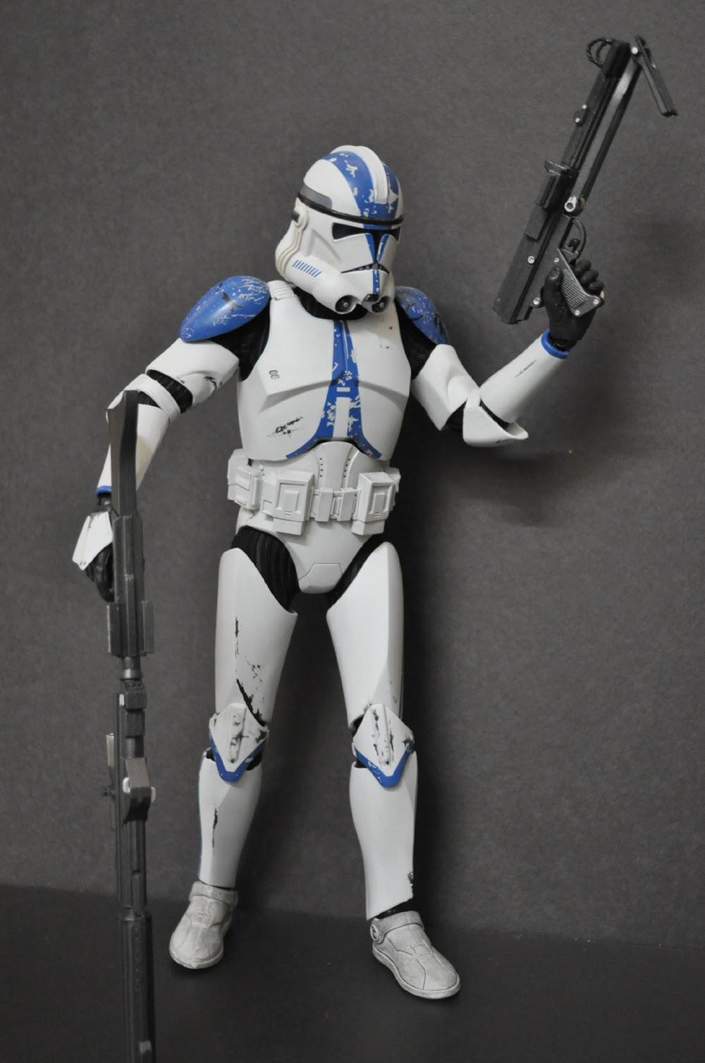 BIG DADDY TOYS: Star Wars : 501st Legion Clone Trooper