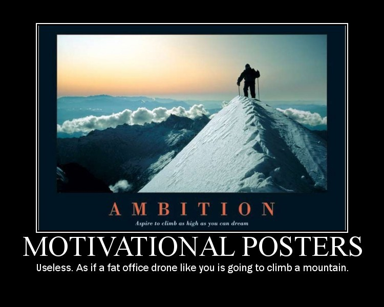 office inspirational posters. :: Motivational Poster Office Inspirational Posters