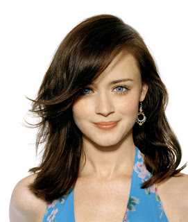 Alexis Bledel Hairstyles 2010