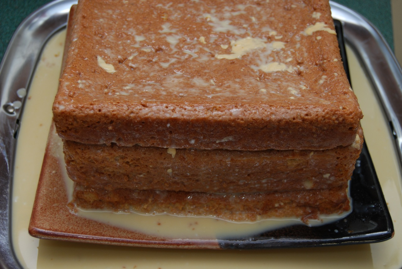 Related to Coconut Three Milks Cake (Torta de Tres Leches con Coco