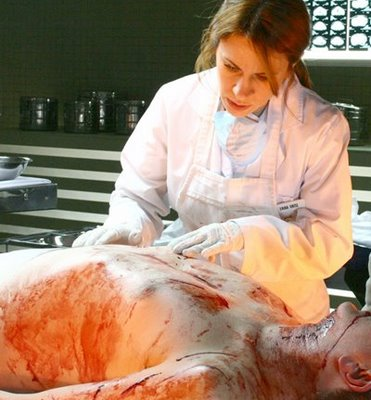 el gallo de oro autopsia: