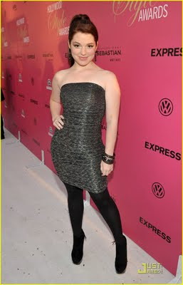 Mundo da star jennifer stone no hollywood style awards 2009 for Domon emilie