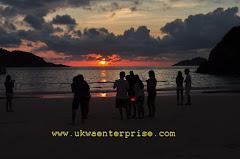 Sunrise Redang Lagoon