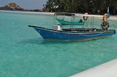 Kejernihan Air Laut