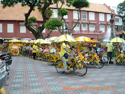Melaka City Tour Activity