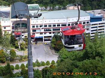 SKYWAY CABLE CAR STATION