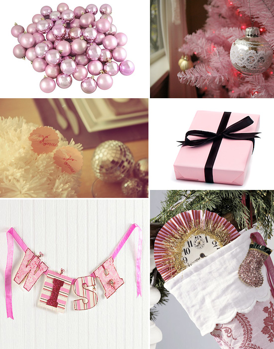 23 Dreaming of a Pink Christmas Found Pinky Girl 39s Accessories