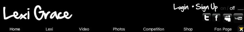Lexi Grace Official Website