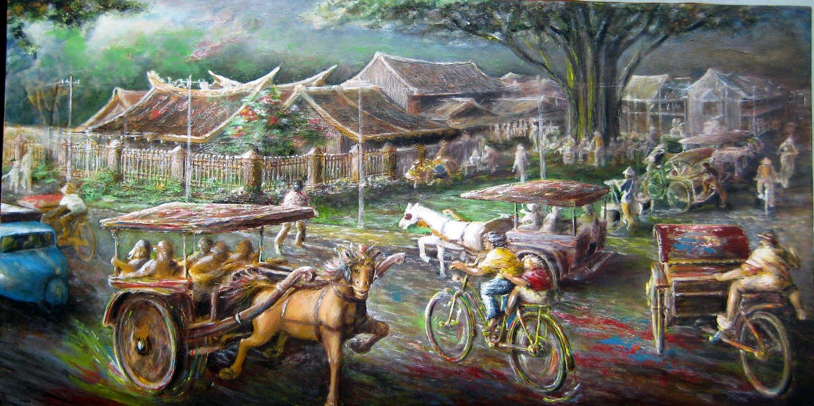 Griya Lukisan Koleksi Lukisan