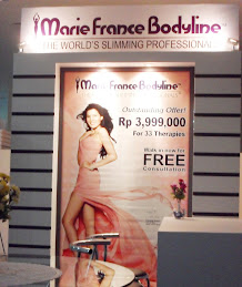 Pameran Marie France Bodyline