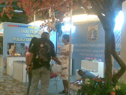Booth Stan Kepulauan Seribu