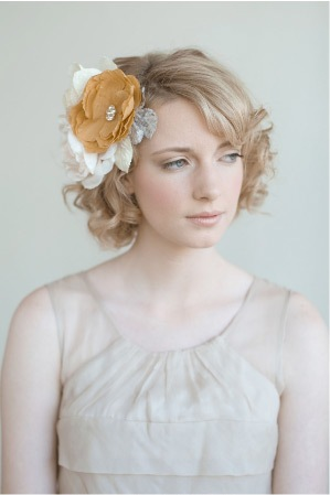 CRAZY ABOUT WEDDINGS Sophisticated Hair Accessories
