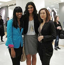 "Rachel Roy, Laura ""For Those About To Shop"" and Me"