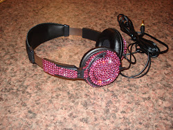 Custom Ear Phones Made for Tasha Rosez