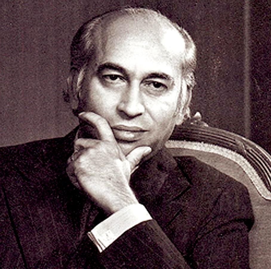 Bozo Sapiens: Zulfiqar Ali Bhutto: Drama