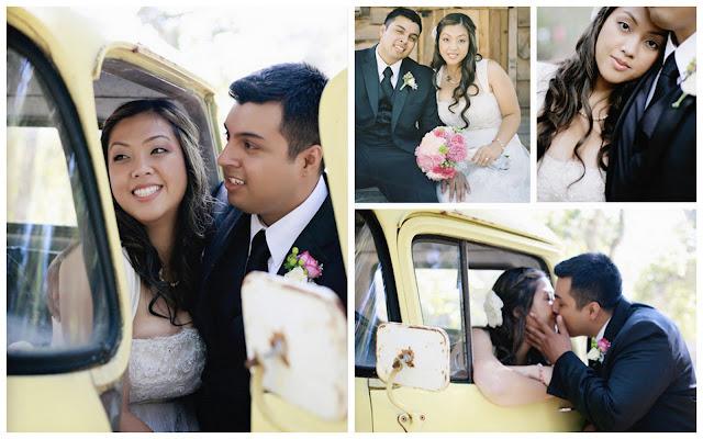 Real Shabby Chic Chandelier Wedding Angelique Ricardo