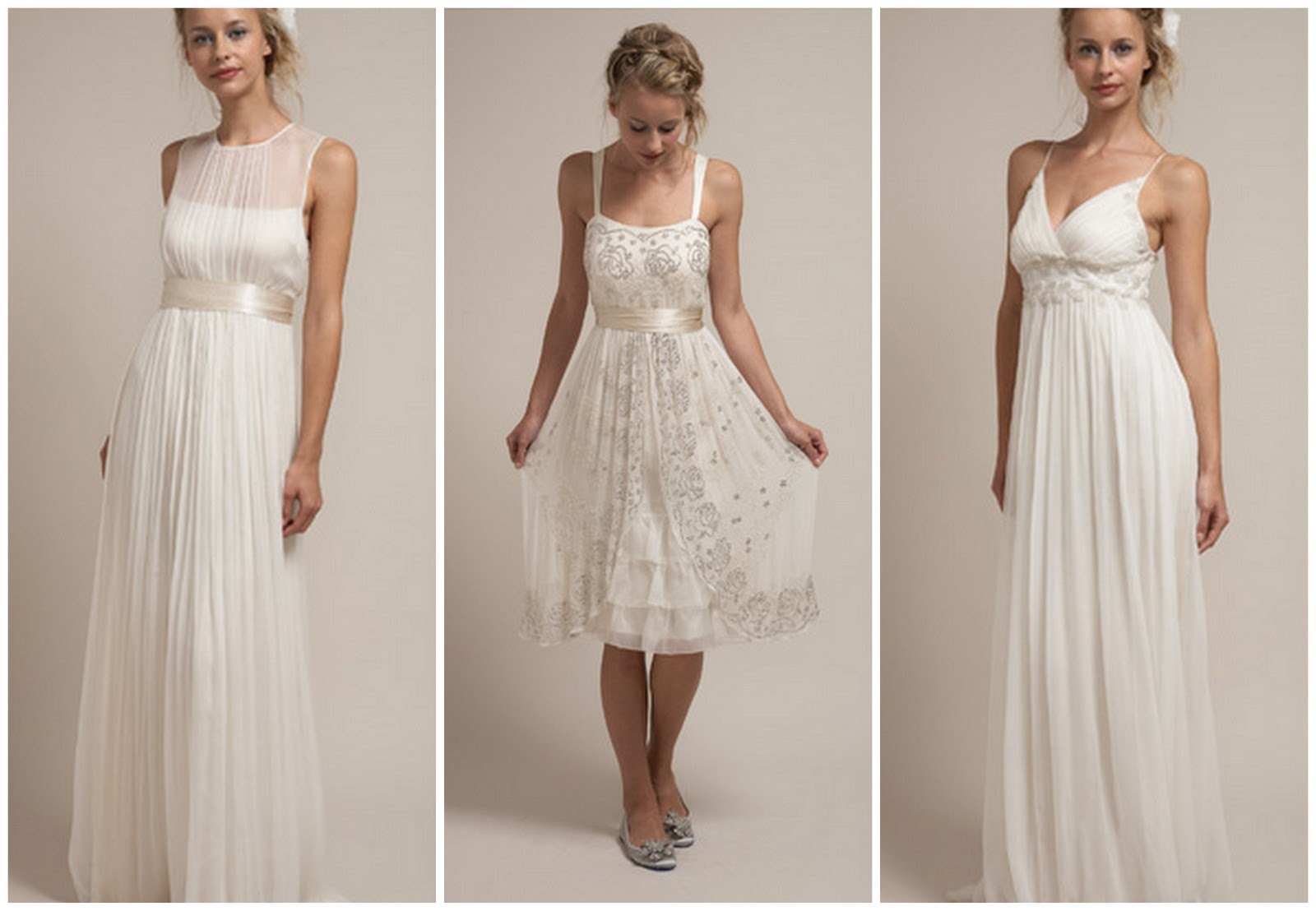 Summer Casual Wedding Attire - Dress images