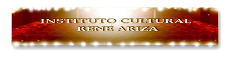 Magazine Cultural. Instituto Cultural René Ariza