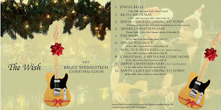 the wish the bruce springsteen christmas album - Bruce Springsteen Christmas Album