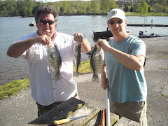 Crappie Fishing on Watts Bar Lake