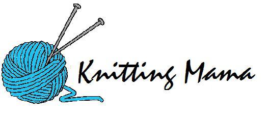 Knitting mama