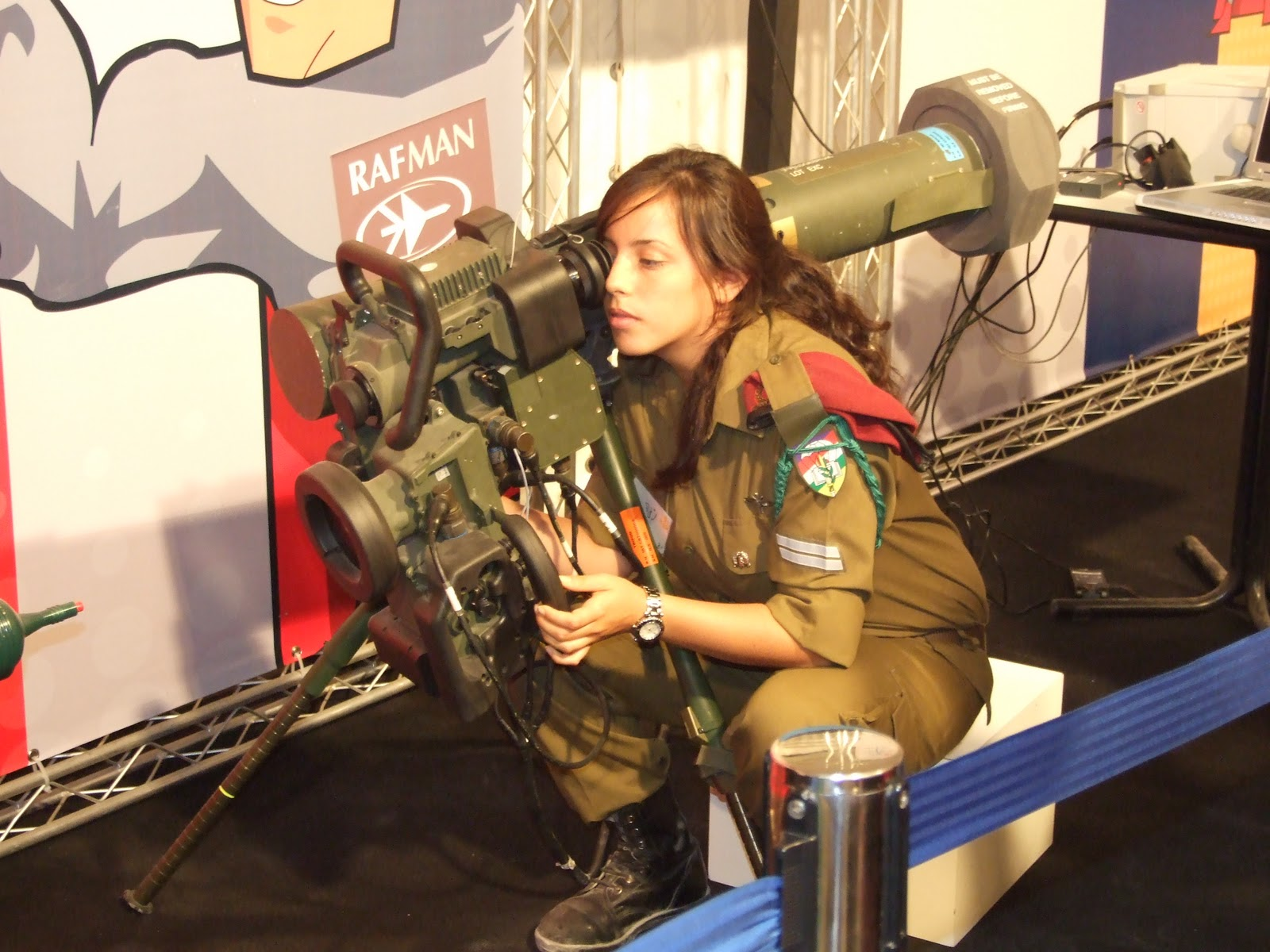 sexy and hot israeli military girls