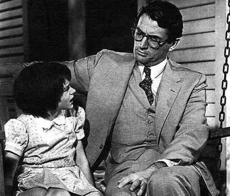 an analysis of atticus finch in to kill a mocking bird by harper lee Racism in harper lee's to kill a mockingbird, the gale group isbn 0-7377-3904-5 murphy, mary m (ed) scout, atticus, and boo: a celebration of fifty years of to kill a mockingbird , harpercollins publishers: 2010.