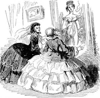 crinoline cartoon
