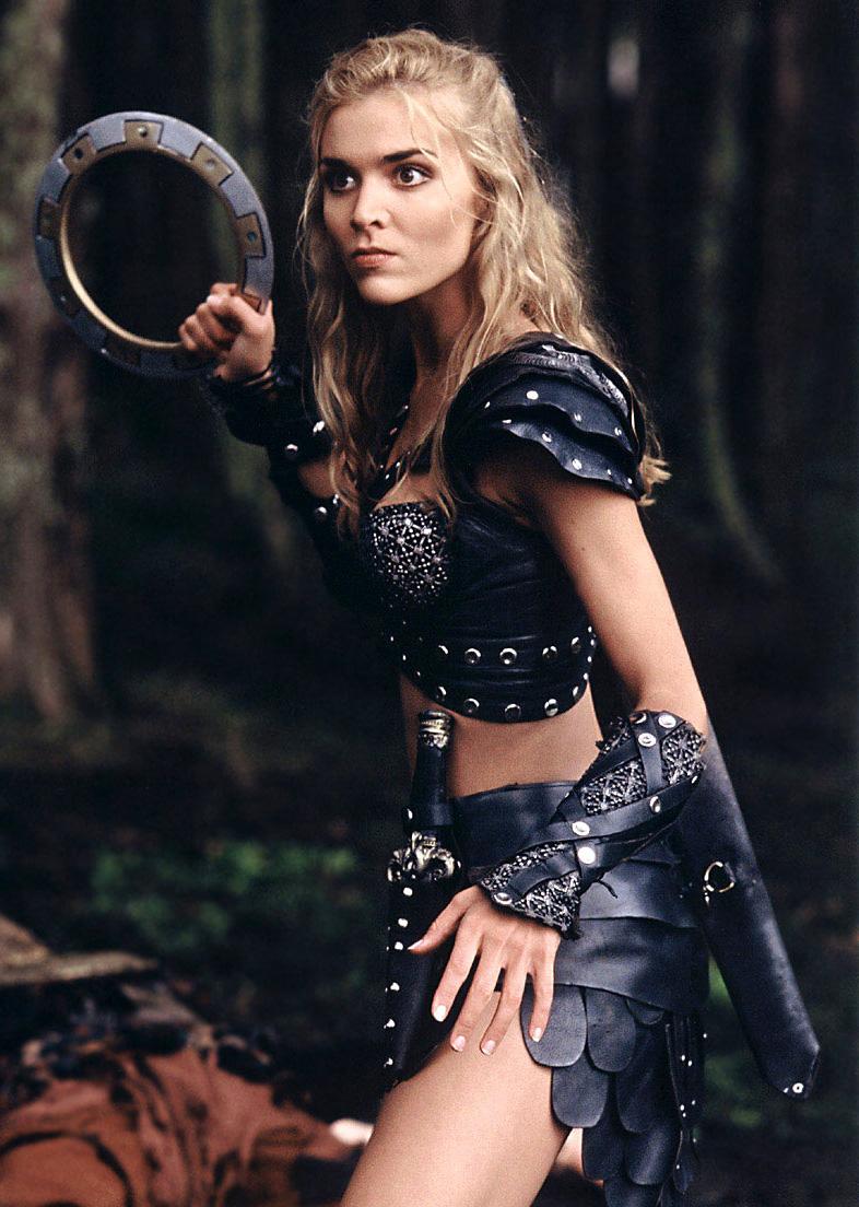 Xena warrior princess are not