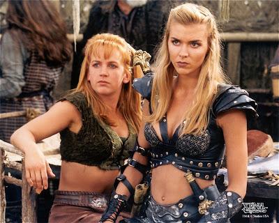 Callisto and Gabrielle