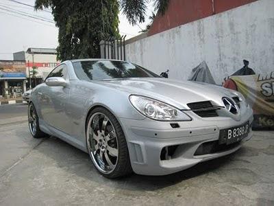 Car modification special mercedes benz modification for Mercedes benz modification