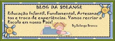 VISITE O BLOG DA SOLANGE!