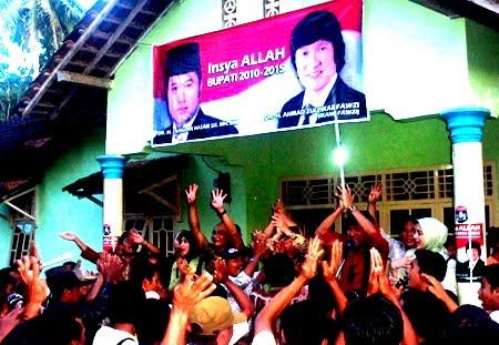Pemilukada di Lampung Selatan