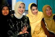 Perempuan Lampung Selatan,  Dialog BKKBN, Marissa Haque, Yasmine Shahnaz, di Kalianda, Lamsel