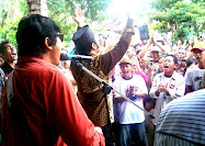Kandidat asli Kelahiran Lampung Selatan, Zainudin Hasan PhD