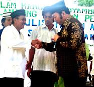Zainudin Hasan Adik Menhut RI Zulkifli Hasan Pemimpin Sejati Lampung
