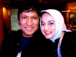 Ikang Fawzi Selalu Mesra kepasa Istrinya Marissa Haque