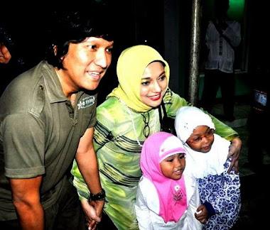Dukungan Ikang Fawzi Suamiku yang Syariah untuk 'Memulung' Ilmu Hukum di FH-UGM: Marissa Haque