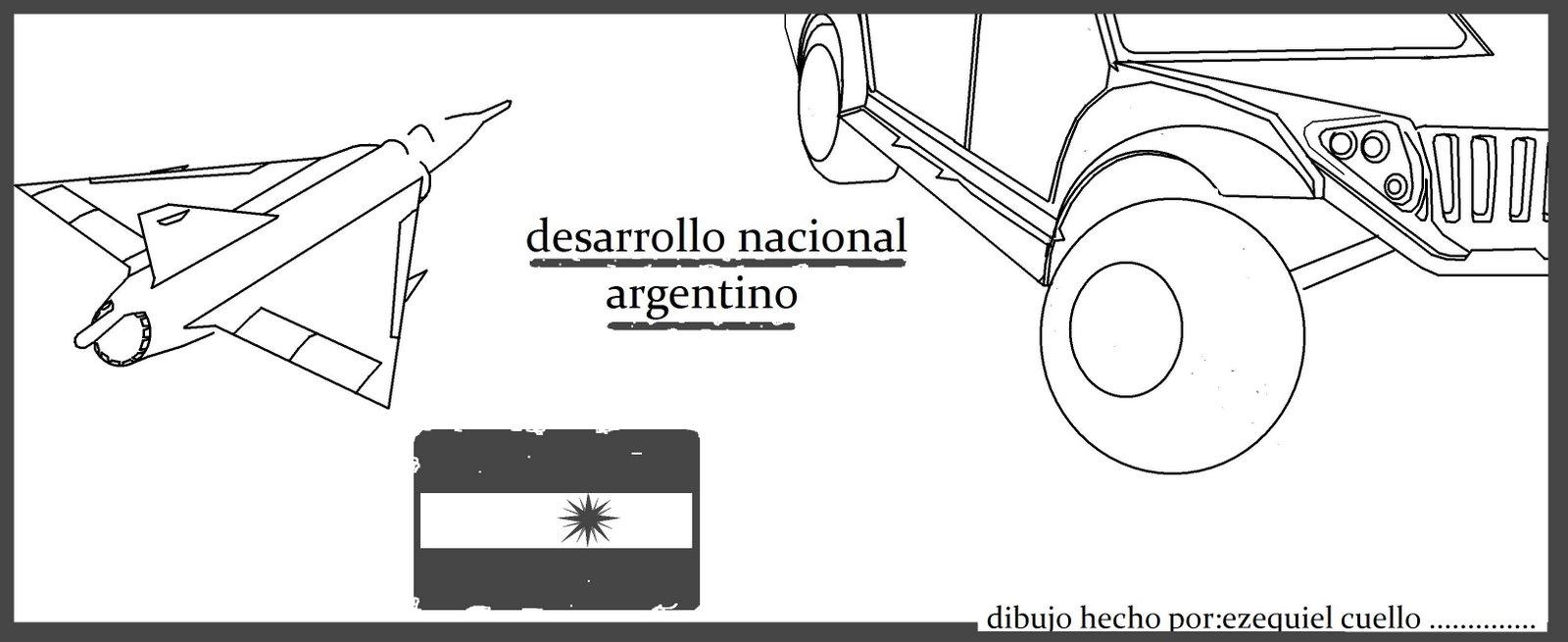 desarrollo nacional Argentino