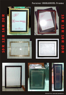 Sample Foto Frame