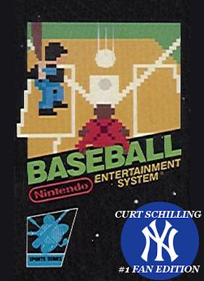 Curt Schilling Baseball