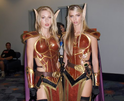 BlizzCon Girls