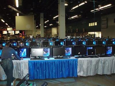 BlizzCon LAN