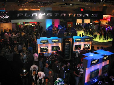 E3 PS3 Booth