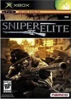 Sniper Elite Xbox Cover Art