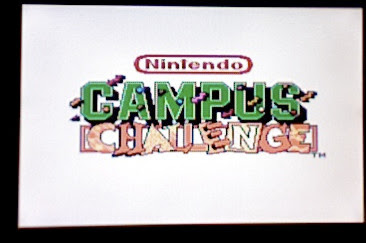 Nintendo Campus Challenge NES